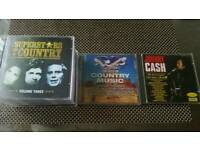20 country music cds