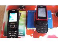 Two phones