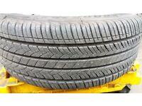 Goodride Car Tyre SA07 XL 225/45/R17 94W Extra Load Mud & Snow USED 7.0mm Tread DOT Code 2015 E-Mark