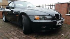 BMW Z3 1.9 Petrol Roadster Convertible
