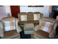 Safe Assured 4 piece suite in very good condition