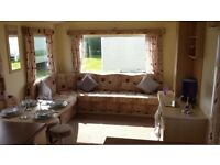 8 berth static caravan for sale sited on sunnydale holiday park, mablethorpe, cleethorpes & skegness