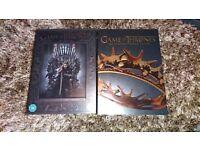 Game of Thrones Seasons 1 & 2