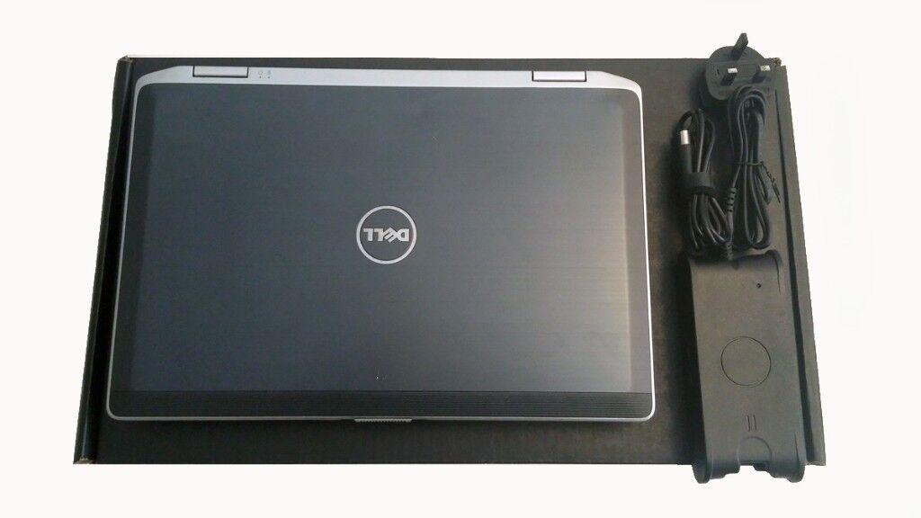Brand New Condition Dell Latitude Laptop 4x25GHZ Core I5 Processor 8GB RAM Memory DVD WiFi 141