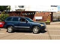 Jeep grand cherokee 3 litre CRD