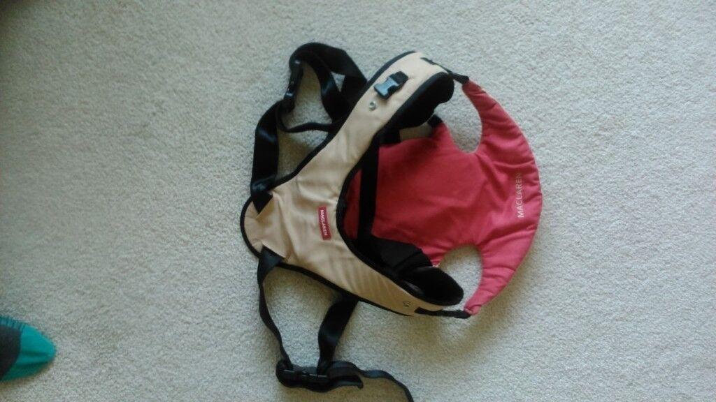 maclaren baby sling/ carrier