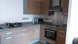 Bright, modern 2 bed flat to rent with parking space, E3