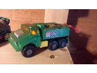 Matchbox lorry good condition