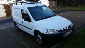 2004 Vauxhall Combo 1.7DTi 1700 Panel Van 3dr FULL SERVICE HISTORY 1 Owner from 2004 @07445775115@