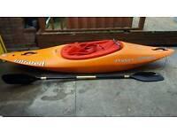 Kayak.dagger Infrared