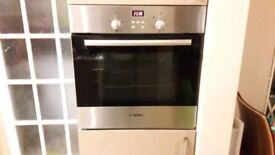 **BOSCH**STAINLESS STEEL**ELECTRIC OVEN**FULLY WORKING**COLLECTION\DELIVERY**NO OFFERS**