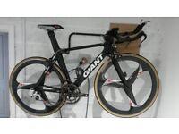 Giant TCR Carbon TT Bike - Medium