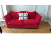 Medium, very comfortable sofa in great condition