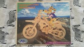 cross-country motorcycle construction kit