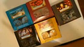 Yankee Candle scented tea light candle 28 small boxes