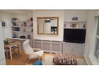 To rent: A double room in newly refurbished garden flat