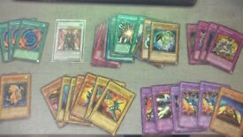 175 Yu-Gi-Oh cards Mixed lot many rarities 43 listed yugioh