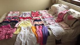 Baby girl 12-18m clothes