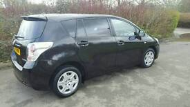 Toyota verso T2 7 seater