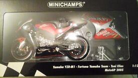 Mini champs model bikes