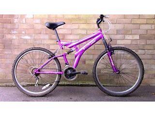 Ayrton's Bike Repairs- Dunlop MTB