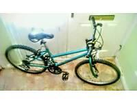 Womens apollo mountain bike (very tidy)
