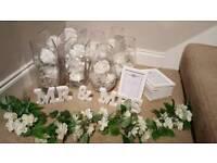 Wedding accessories/room decorations