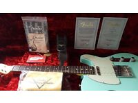 Fender Custom Shop 'Dealer Select; Telecaster