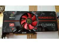 ATI Radeon HD 5850 Graphics Card 1gb GDDR5