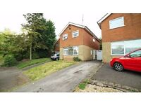 REGIONAL HOMES ARE PLEASED TO OFFER: BEAUTIFUL 3 BEDROOM HOME, DOULTON CLOSE, HARBORNE, FURNISHED!!!