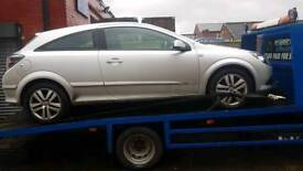 Vauxhall astra 2009 1.4 sxi breaking for parts