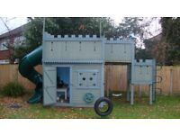 childrens playhouse/ fort