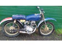 honda,125cc,cg,pitbike,field bike