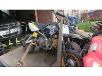Genuine thumpstar 110 bike sale or swap