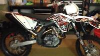 2008 ktm 450 sxf great condition !! Ready to Go