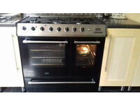 Belling Range db92 Free Standing Double Oven and Hob