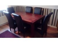 Table Chairs And In North Lanarkshire