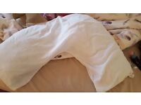 2x Pregnancy Pillows