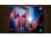 The Flash complete first season on DVD brand new