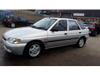 69000 mls Only £200 / year insurance Stunning Ford Escort Retro classic A/C Ford dealer history