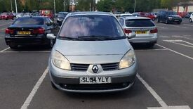 Renault Scenic 1.6 Dynamique 5dr LEATHER INTERIOR,Car Runs,Spares and repairs, read full add please
