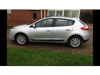 Renault Megane 2010 (good condition)