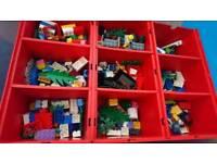 Lego, mix of retro and new