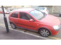 Vauxhall corsa 1.2 SXI quick sale