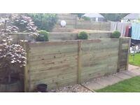 Garden maintenance. Patio. Fencing Decking and Artificial Grass