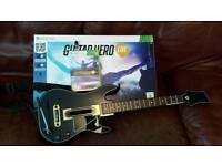 Guitar Hero x-box 360