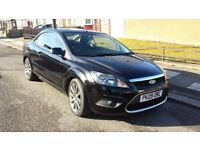 Ford Focus 2.0 TDI CC-2 Convertible Diesel 09 plate 1 owner excellent condition cheap tax