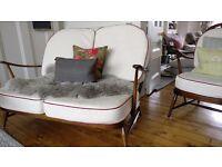 Ercol two seater sofa