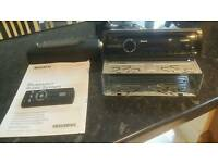 Sony radio cd player