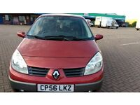 Renault Grand scenic for sale low mileage